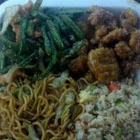 Photo taken at Panda Express by Crystal L. on 3/20/2012