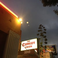 Photo taken at Comedy Union by Kelly-Ann H. on 8/22/2012