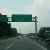 Photo taken at North South Expressways (NSE) by Zawawi R. on 10/15/2011