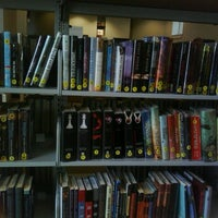 Photo taken at Enoch Pratt Free Library - Roland Park Branch by Shereese M. on 10/15/2011