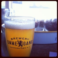 Photo taken at Brewery Ommegang by Mike T. on 12/3/2011