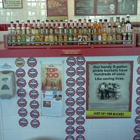 Photo taken at Firehouse Subs by Jacob C. on 10/8/2011