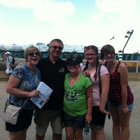 Photo taken at The Horses at Northlands Park by Rob K. on 7/7/2012