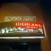 Photo taken at Highland Tavern by Rhonnie R. M. on 11/13/2011