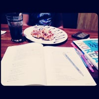 Photo taken at Waffle Bant by Ⓜ️ay めい 메이 ♡. on 6/15/2012