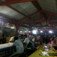 Photo taken at Warung Tenda Krakatau Junction by Aditya Tejo W. on 5/26/2012