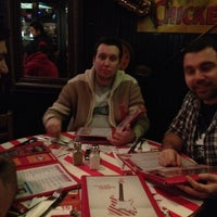 Photo taken at T.G.I. Friday's by Ayhan Y. on 1/22/2012