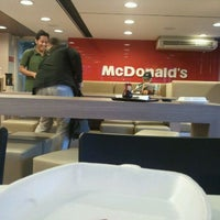 Photo taken at McDonald's by Louie A. on 12/1/2011