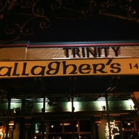 Photo taken at Trinity Three Irish Pubs by Leslie B. on 8/28/2011