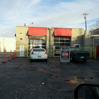 Photo taken at Scrub-A-Dub Car Wash and Oil Change by Corey J. on 12/16/2011