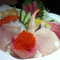 Photo taken at Satsuma Sushi by Talkin' T. on 5/24/2011