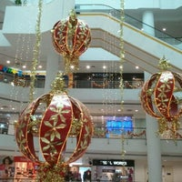 Photo taken at White Sands Shopping Centre by Ant L. on 12/20/2011