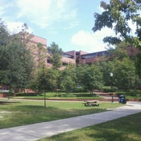 Photo taken at Computer Science and Engineering Building by Ganesh V. on 9/25/2011