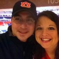 Photo taken at Auburn Arena by Natalie N. on 11/25/2011