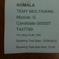 Photo taken at IALF Bali by Temy M K. on 4/11/2012
