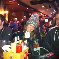 Photo taken at Dusty's Bar and BBQ by Miriam S. on 1/30/2012