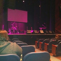 Photo taken at Berklee Performance Center by Sara W. on 2/21/2012