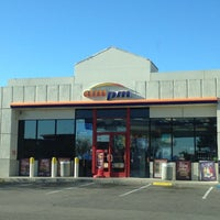 Photo taken at AMPM by Elaine G. on 1/16/2012