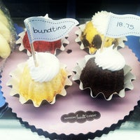 Photo taken at Nothing Bundt Cakes - Sunnyvale by James G. on 8/25/2012