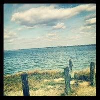 Photo taken at Windsurf Bay Park by Doe D. on 5/31/2012