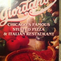Photo taken at Giordano's by Stacey L. on 7/26/2012