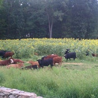 Photo taken at Buttonwood Farm by Greg D. on 8/3/2011