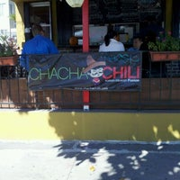 Photo taken at Cha Cha Chili by Tristam B. on 10/27/2011