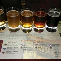 Photo taken at Gordon Biersch Brewery Restaurant by Cheryl S. on 9/3/2011