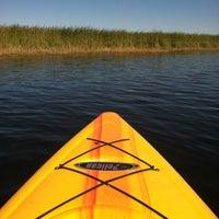 Photo taken at Boy Lake by M-A on 9/1/2012