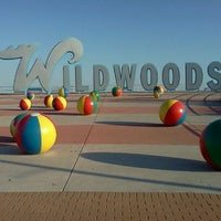 "Photo taken at ""Wildwoods"" Sign by Jim S. on 10/5/2011"