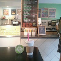 Photo taken at Boston Tea Stop by Ga Young L. on 9/20/2011
