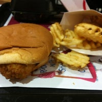 Photo taken at Chick-fil-A by Carla B. on 1/15/2012