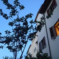 Photo taken at Hostel Archi Rossi by Ricardo C. on 6/9/2012