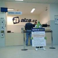 Photo taken at Alza.cz by Robert Š. on 1/3/2012