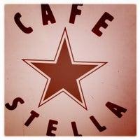 Photo taken at Cafe Stella by Samuel B. on 2/4/2011