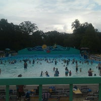 Photo taken at Water Country USA by Edward B. on 7/20/2012
