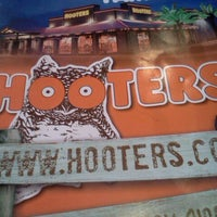 Photo taken at Hooters by Randy S. on 11/18/2011