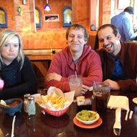Photo taken at El Charro by Douglas P. on 2/27/2012