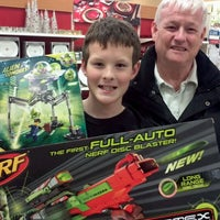 "Photo taken at Toys ""R"" Us by Scott S. on 11/25/2011"