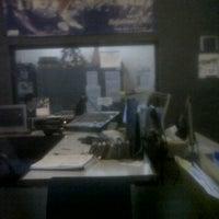 Photo taken at Sejahtera 107.3 FM by carlo j. on 1/17/2012