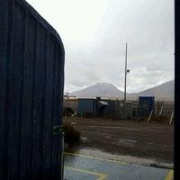 Photo taken at PTAS Coposa Collahuasi by Yazmina C. on 1/3/2012