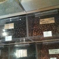 Photo taken at Café Rico by Denzil D. on 3/9/2012