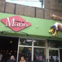 Photo taken at Cabaret Mado by Carlos on 8/31/2012