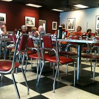 Photo taken at Northport Diner by Gigantor on 8/5/2011