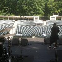 Photo taken at Carter Barron Amphitheatre by Herbert S. on 6/15/2012