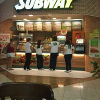Photo taken at Subway by Maristela C. on 10/5/2011