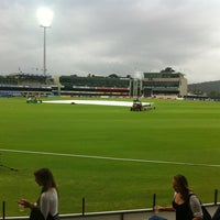 Photo taken at Blundstone Arena by Andrew O. on 1/11/2011