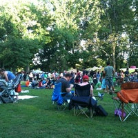 Photo taken at Food Truck Friday @ Tower Grove Park by Rob S. on 8/19/2011