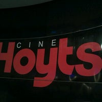 Photo taken at Cine Hoyts by Humberto P. on 8/11/2012
