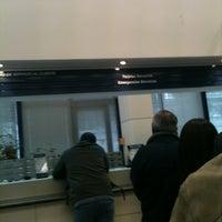 Photo taken at Banco de Chile by Julia C. on 7/9/2012